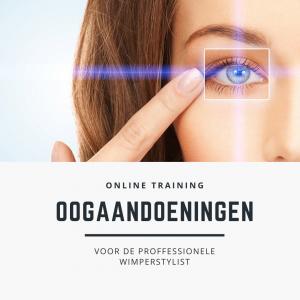 oogaandoening online training